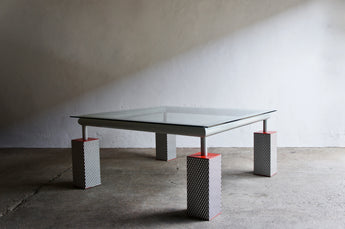 MANDARIN DINING TABLE BY ETTORE SOTTSASS FOR MEMPHIS MILANO 1981