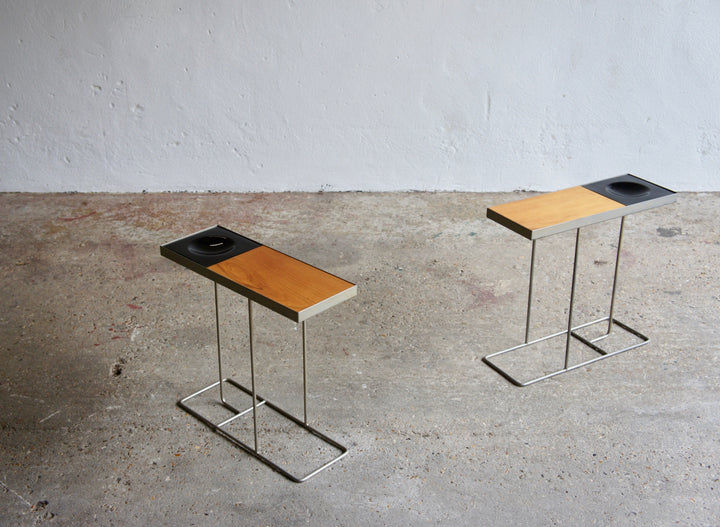 ROBIN DAY SIDE TABLES