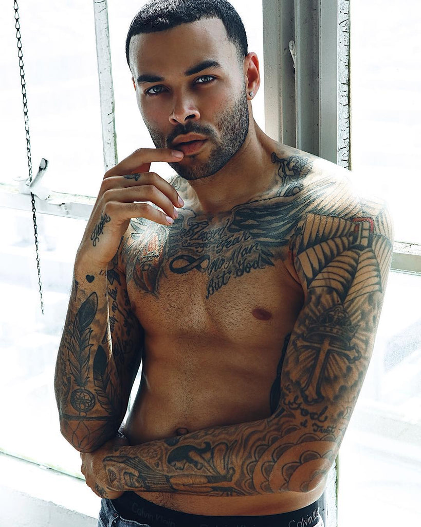 Don Benjamin is Our New Man Crush