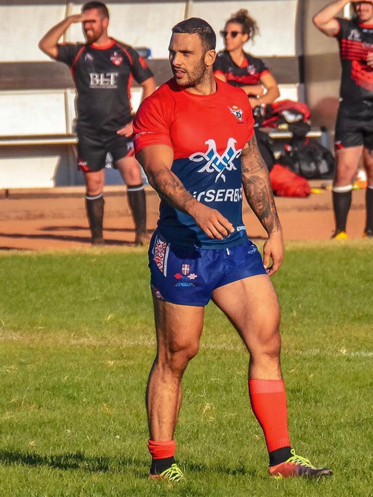 Rugby Lads Get Their Thick Thighs Out for The Boys