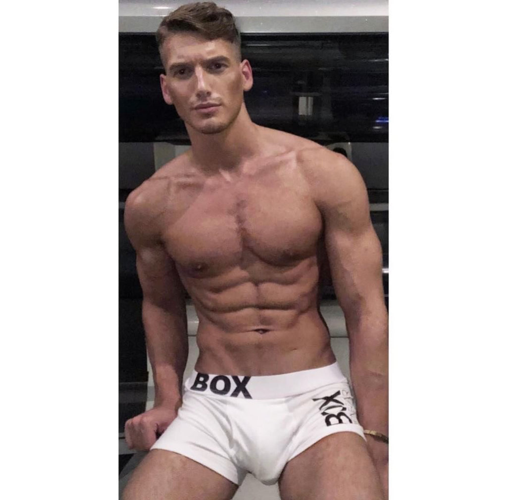 Box Boy - Zac Riley