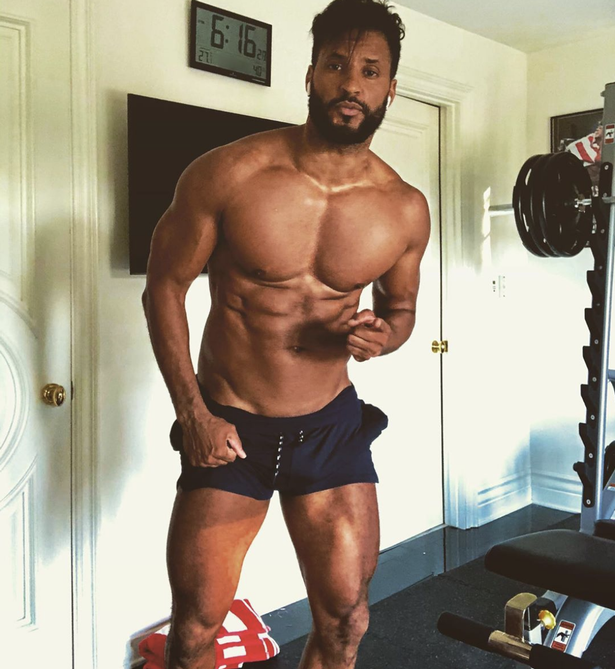 As American Gods is cancelled, it's time to appreciate fit Ricky Whittle