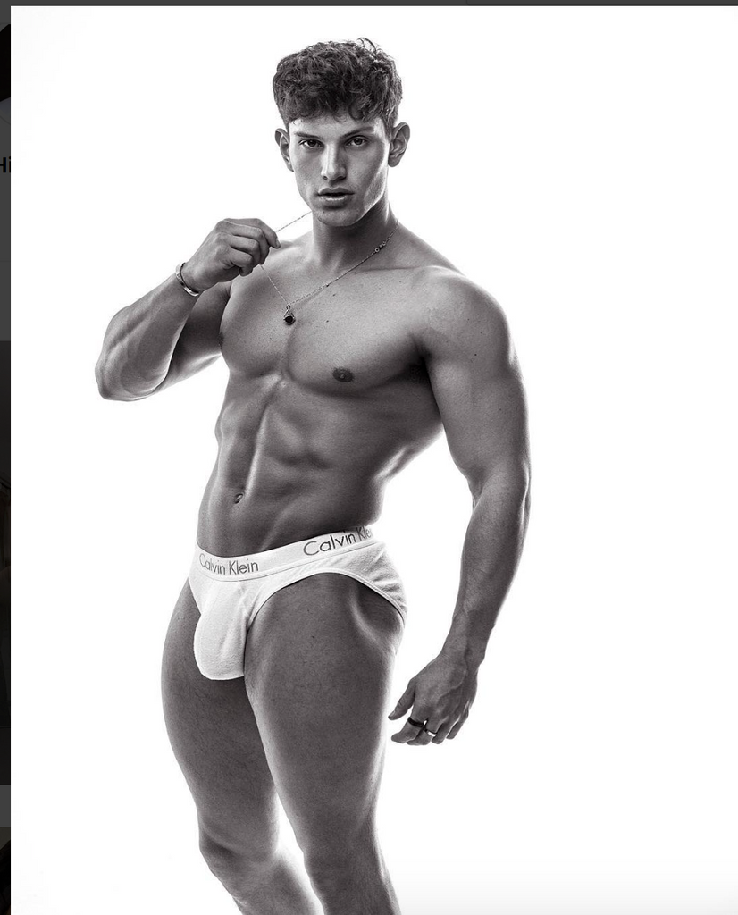 The very best of bulges in white underwear