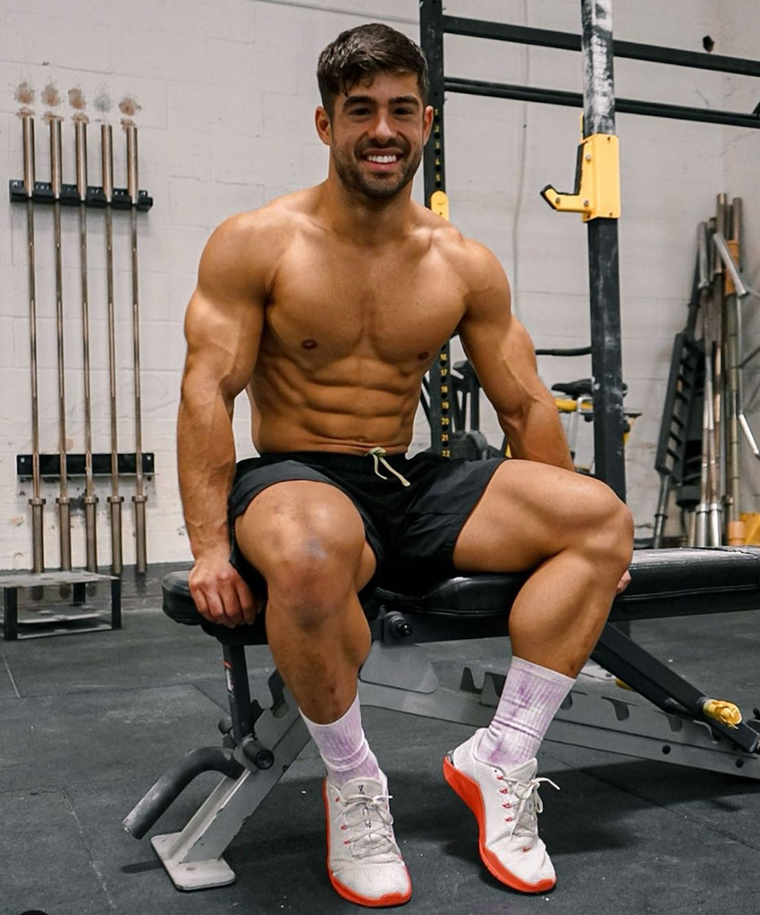 CrossFit & Rugby Hunk Dan Tai - Sexiest Photos