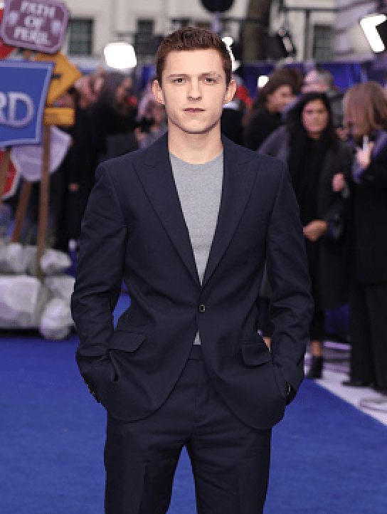 Tom Holland Dad Tried To Stop Him Dressing As Woman