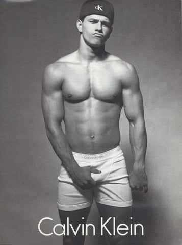 Mark Wahlberg CK Bulge Underwear