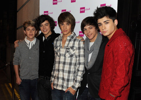 One Direction Young 2010