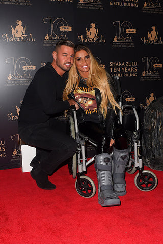 katie price wheelchair casts carl woods