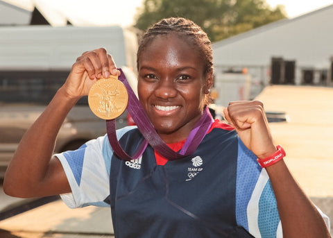 Nicola Adams Gold Medal 2012