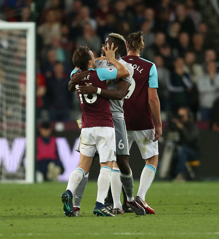Mark-Noble-Paul-Poba-Fight-West-Ham-Manchester-United