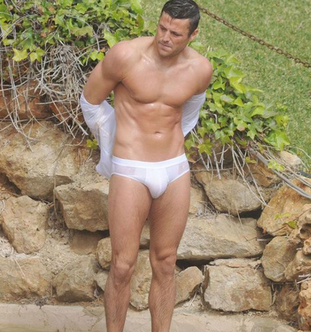 box underwear mark wright