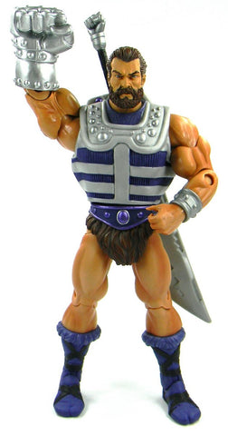 Fisto Action Figure Metal Fist Aloft