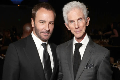 tom ford richard buckley in suits