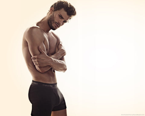 Jamie 50 Shades Bulge