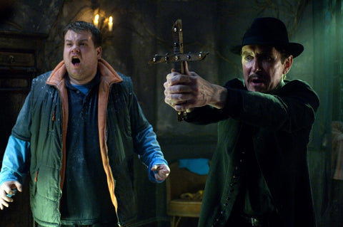 James Corden in lesbian vampire killers