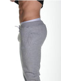 Slim Fit Fleece Joggers - Super Soft / Grey