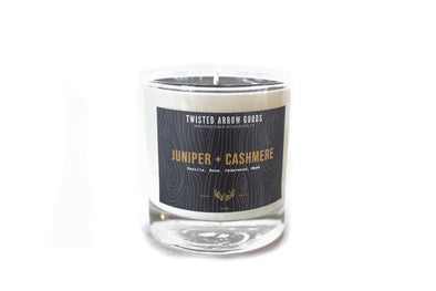 JUNIPER AND CASHMERE CANDLE