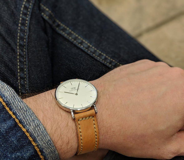 THE CLASSIC WATCH STRAP