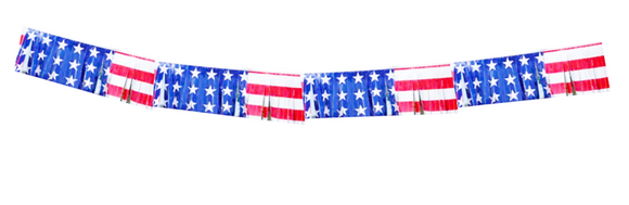 USA Fringe Pennants