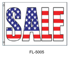 Flags 3' x 5' - Sale USA