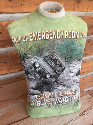 """Emergency Room"" T-shirt"