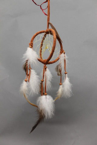 "4"" Double Dream Catcher"