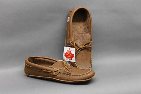Brown Amik with Double Padded Sole