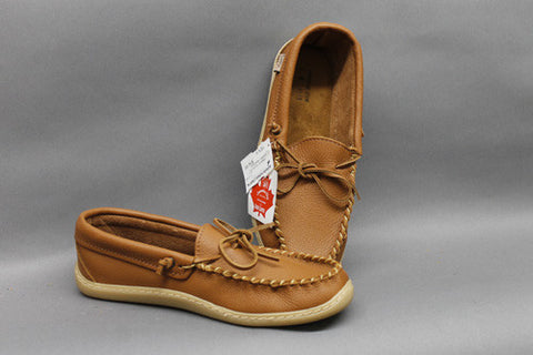 Chestnut Sioux Tan with Padded Gum Sole