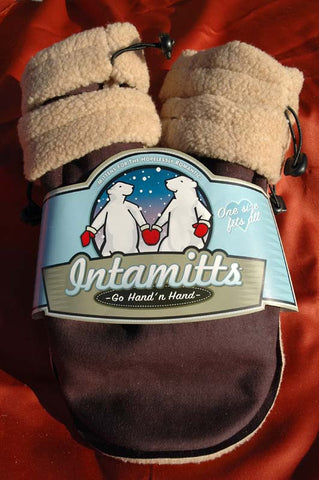 Mittens For the Hopelessly Romantic