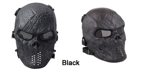 Camo Ghost Mask