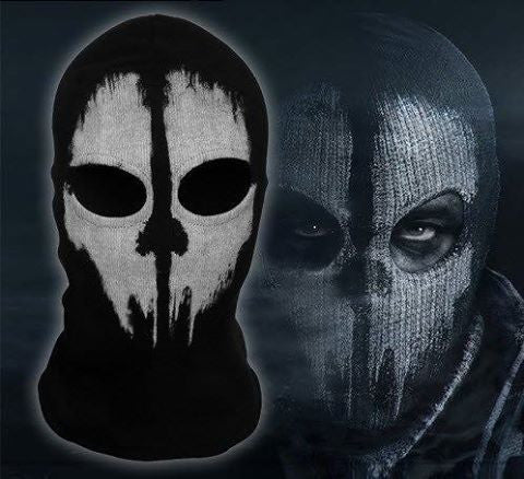 Ghost Face Mask - gotothread