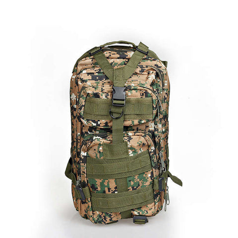 Camo Military Tactical Bag