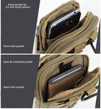 1000D Nylon Multi-use Molle Waist Pack