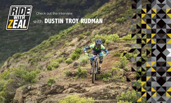 Getting to know Dustin Troy Rudman!