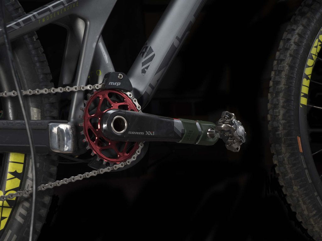 ALL MOUNTAIN STYLE CRANK DEFENDER GREEN