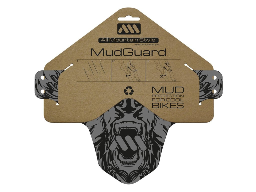 ALL MOUNTAIN STYLE MUD GUARD BEAR
