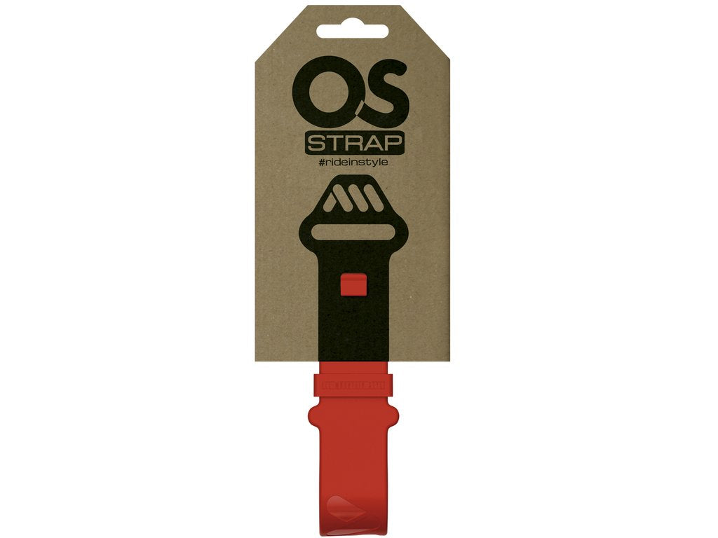 ALL MOUNTAIN STYLE OS STRAP RED