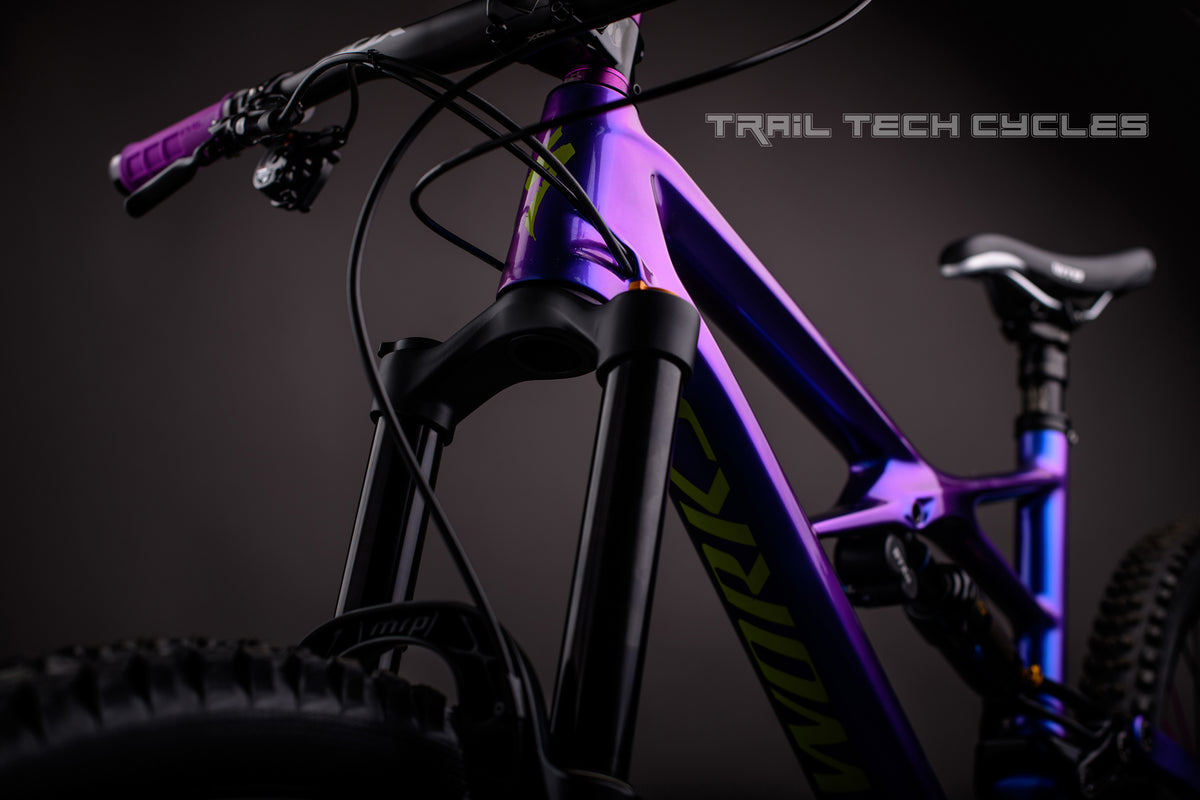 Trail Tech Cycles Custom Builds - Contact us for pricing