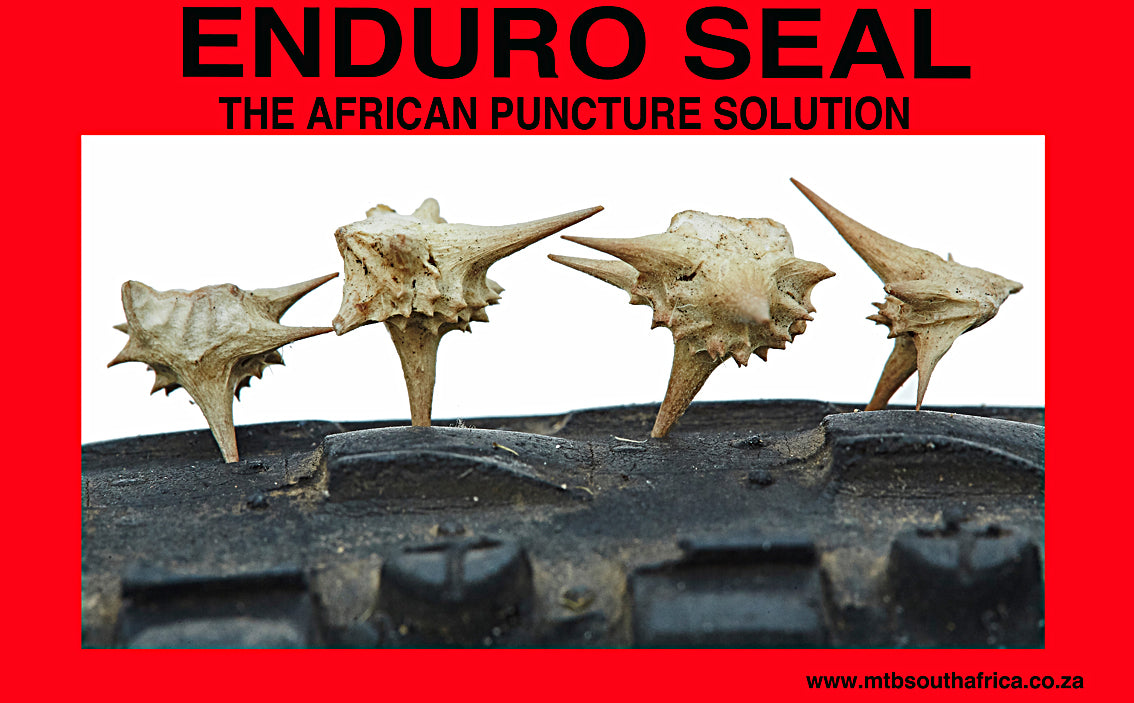 ENDURO SEALANT 1 LITRE - THE AFRICAN PUNCTURE SOLUTION