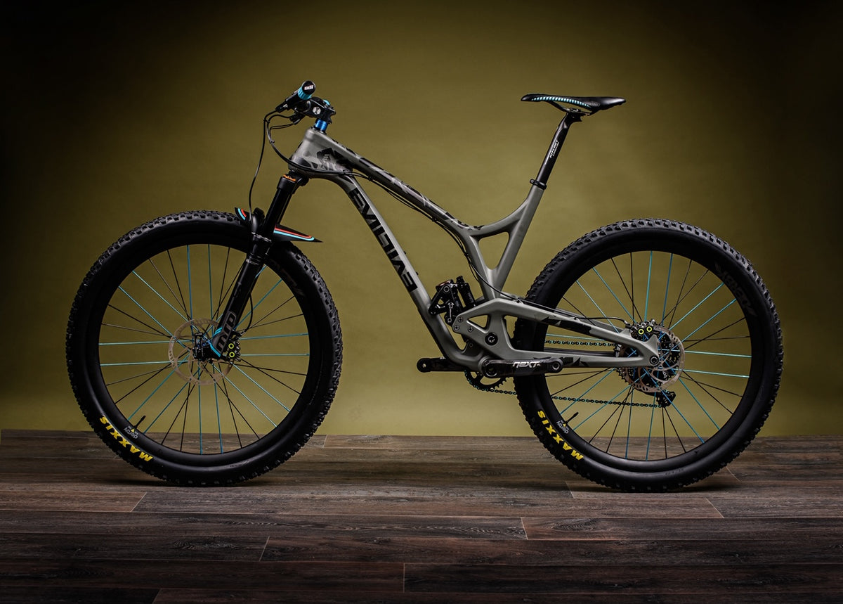 Trail Tech Cycles - Evil Custom Builds - Contact us for pricing