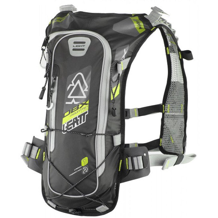 LEATT HYDRATION DBX MOUNTAIN LITE 2.0 [LIME/BLACK] XS-XXL