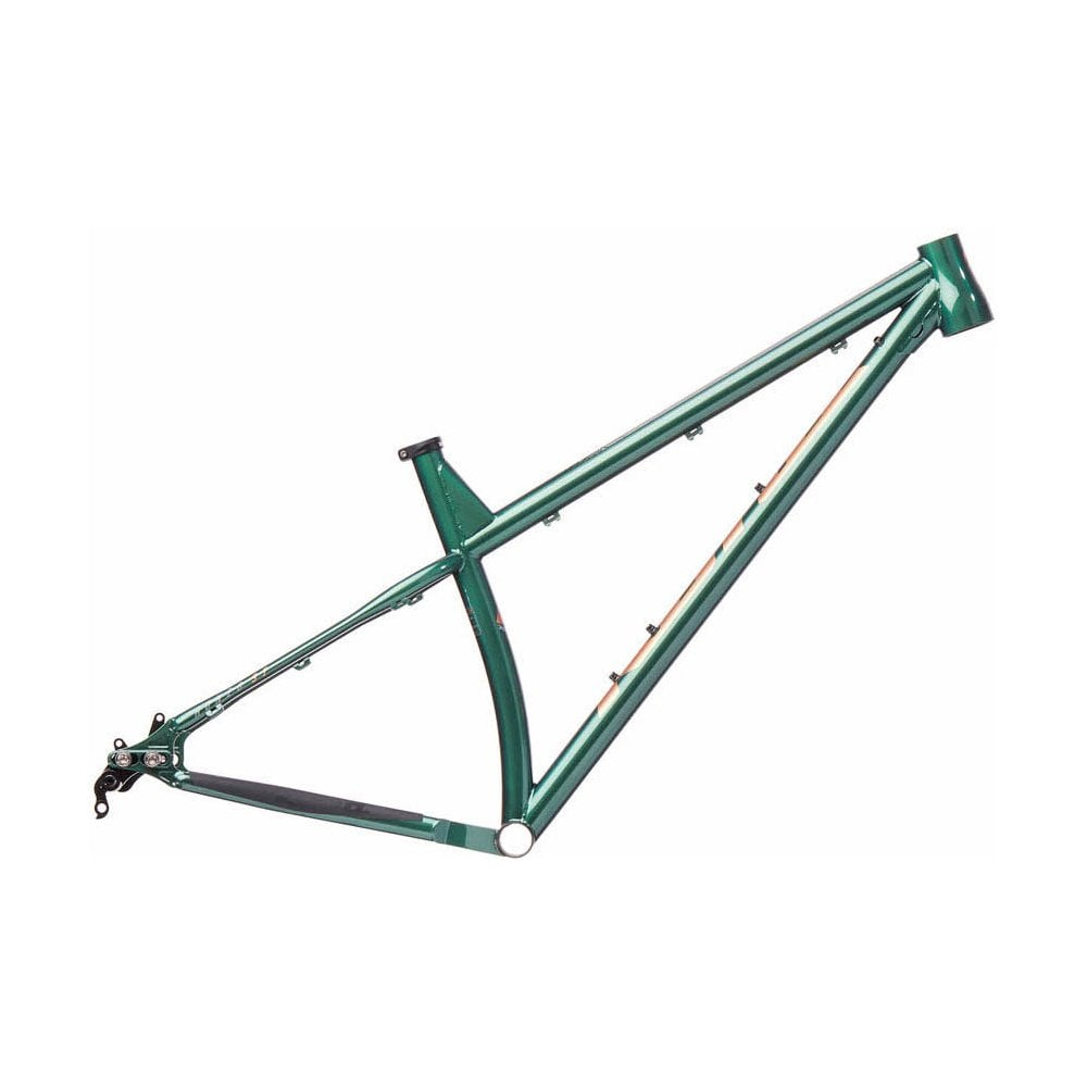 "KONA BIKES HONZO ST 29"" FRAMESET [GREEN/GOLD] [AVAILABLE ON PRE-ORDER]"