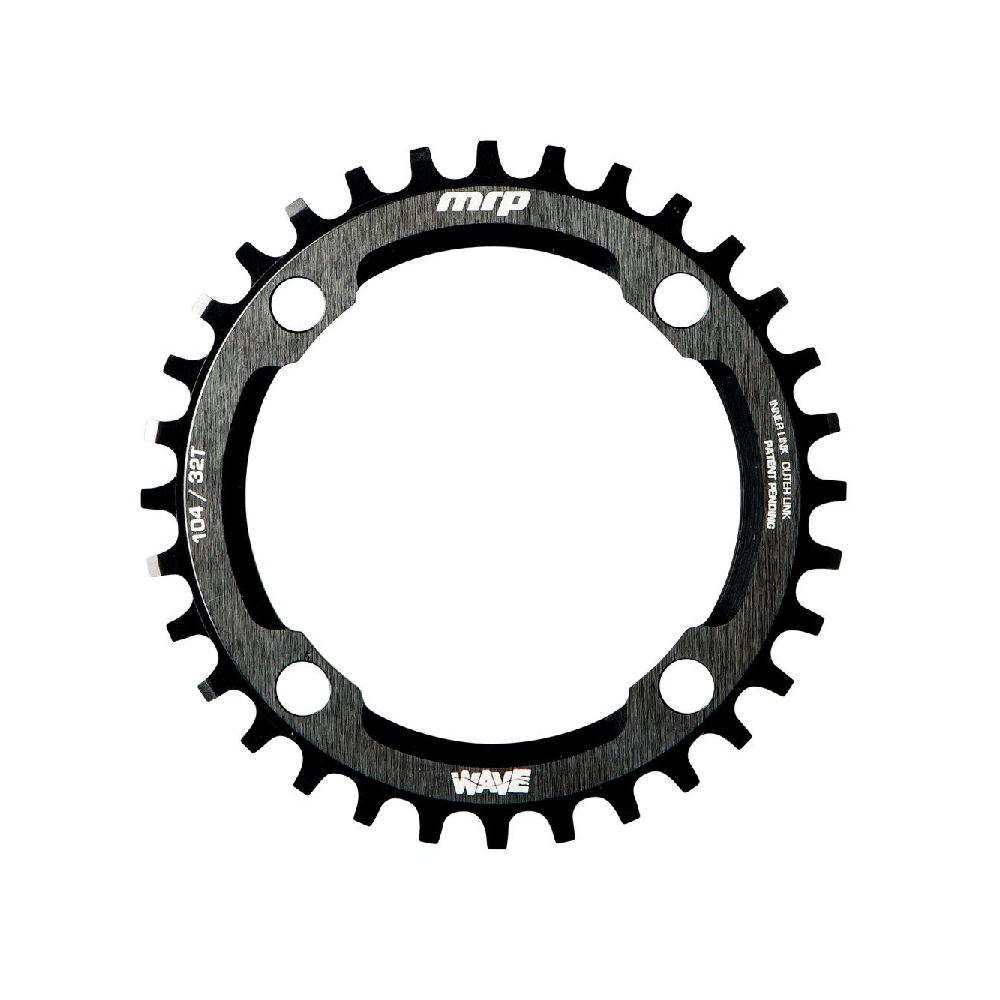 MRP WAVE CHAINRING FOR SRAM 4B/104 BCD 30T