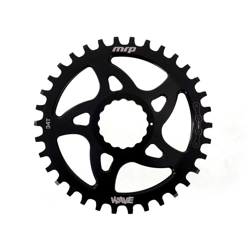 MRP WAVE CHAINRING FOR CINCH 34T