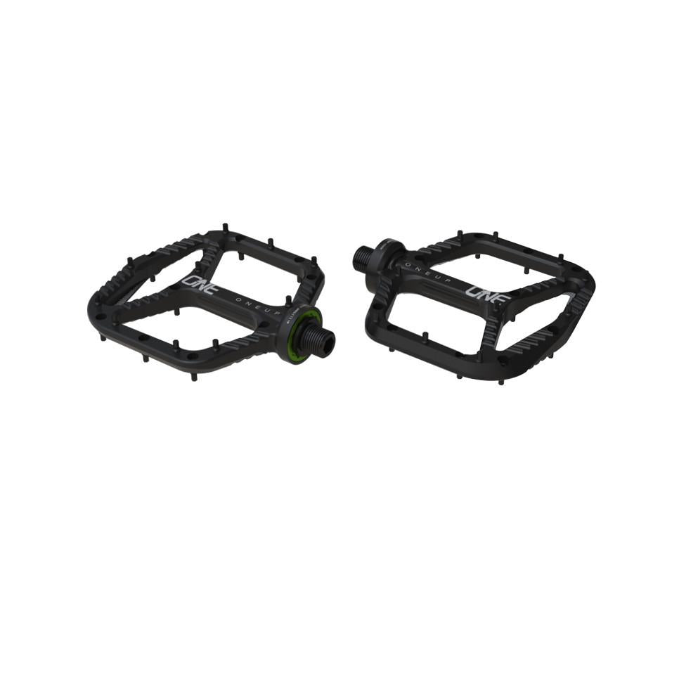 ONEUP COMPONENTS ALUMINUM PEDALS [BLACK]
