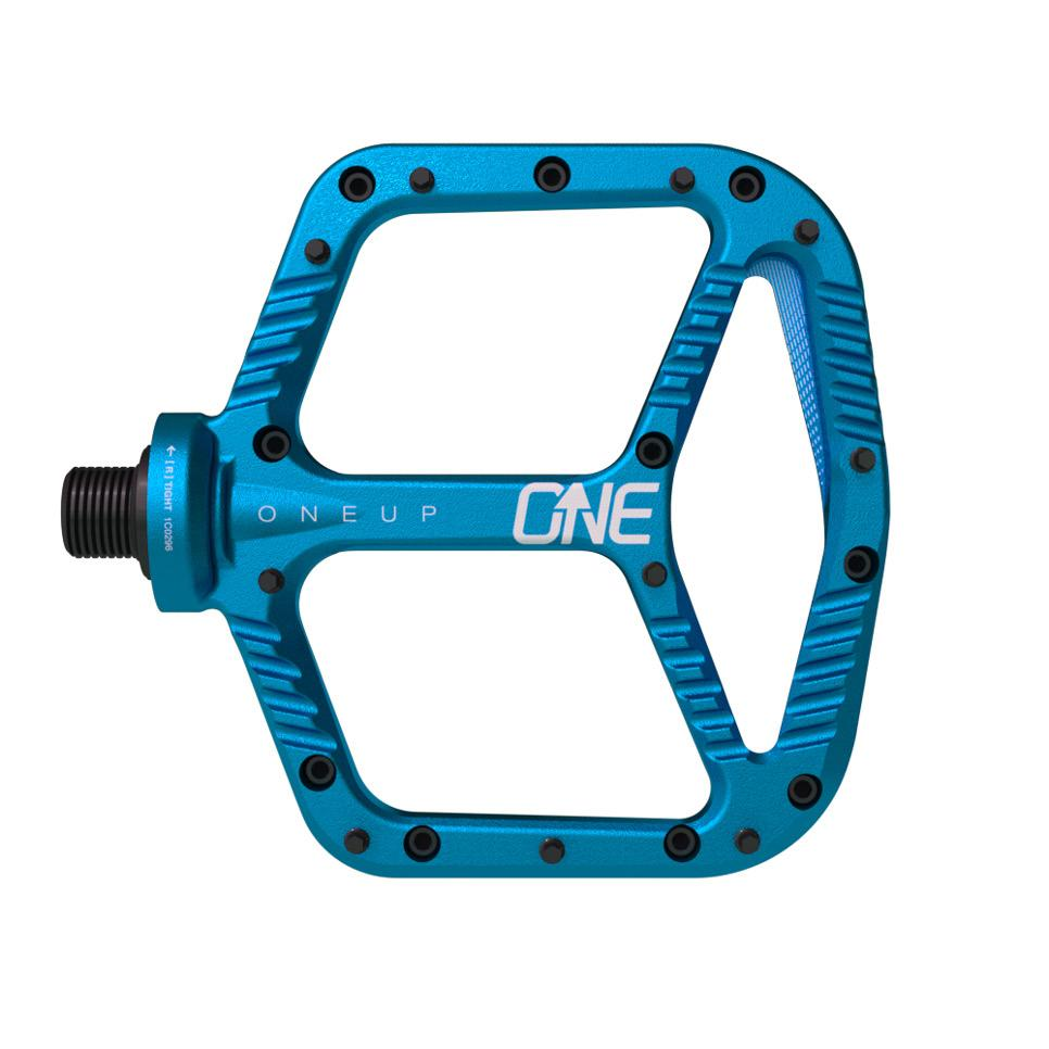 ONEUP COMPONENTS ALUMINUM PEDALS [BLUE]