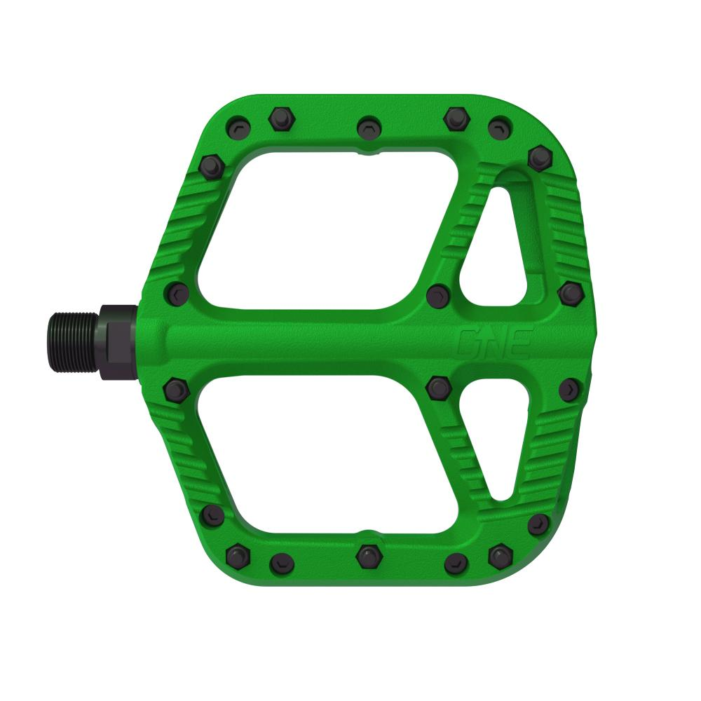 ONEUP COMPONENTS COMPOSITE PEDALS [GREEN]
