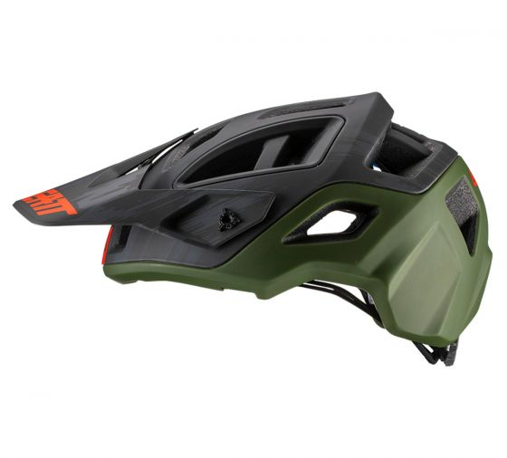 LEATT HELMET DBX 3.0 ALL MOUNTAIN V19.1 [FOREST] 2020