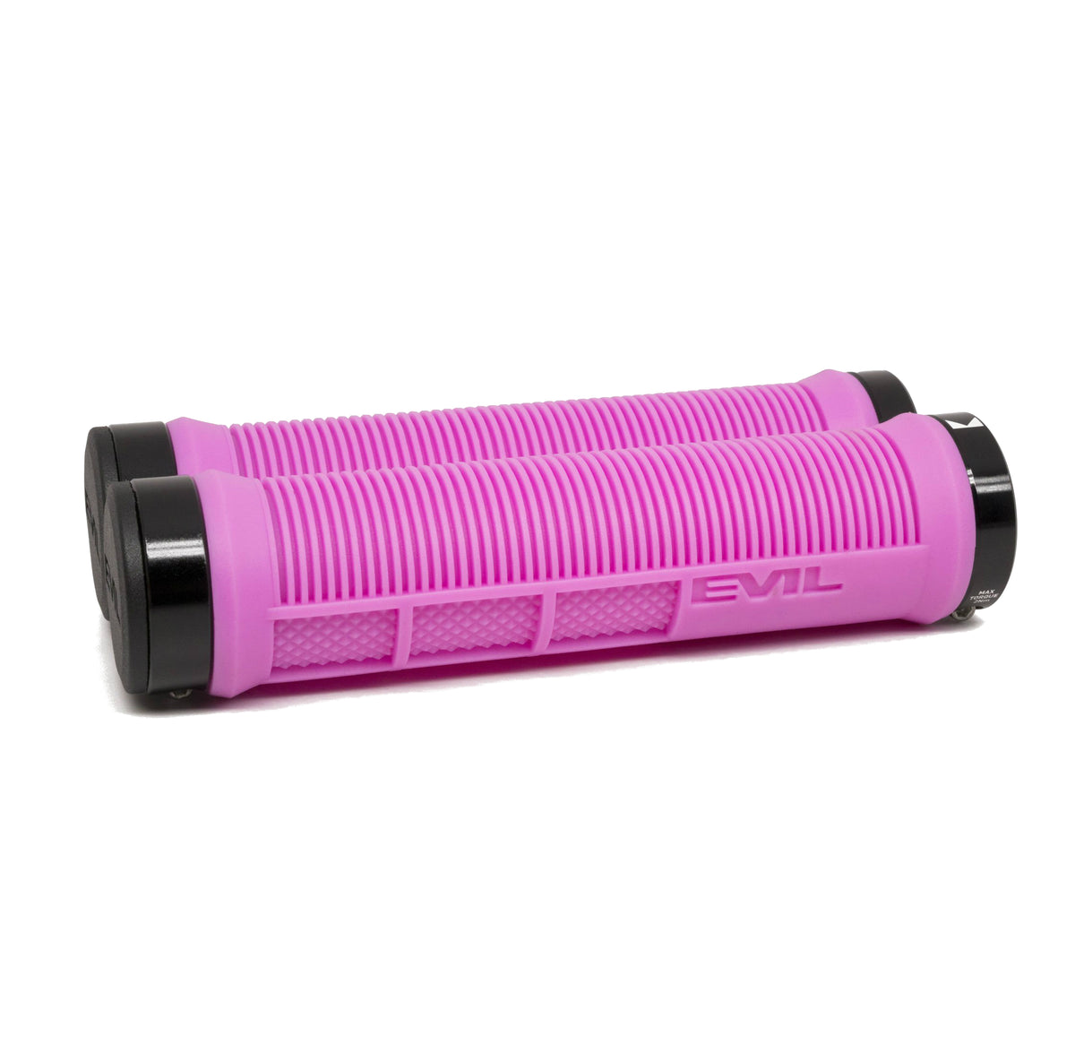 EVIL BIKES PALMELA HANDERSON GRIPS [SHRINK IT AND PINK IT]