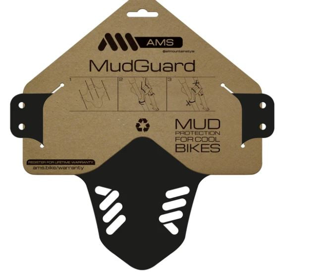ALL MOUNTAIN STYLE MUD GUARD BLACK